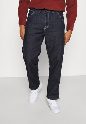 OPERATE PANT - Relaxed fit jeans - blue rinsed