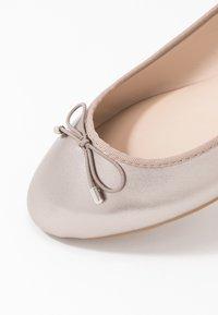 PARFOIS - Ballerinasko - silver - 2