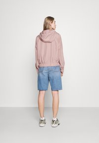 ONLY - ONLLOUISA SPRING JACKET - Lett jakke - adobe rose - 2