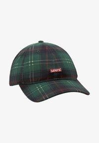 Levi's® - PLAID HAT - Cap - light khaki - 4
