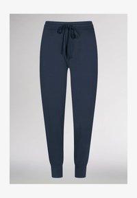 mey - SCHLAFHOSE SERIE NIGHT2DAY - Pyjama bottoms - night blue - 5
