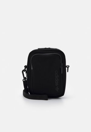 MODERN MINI BAG - Torba na ramię - black