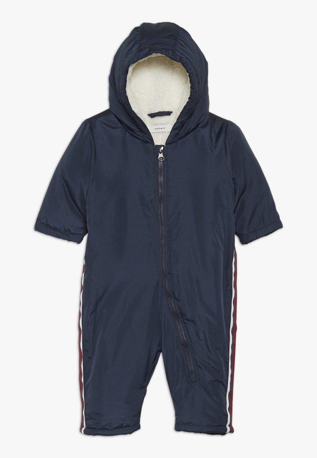 NBMMISH SUIT - Combinaison de ski - dress blues