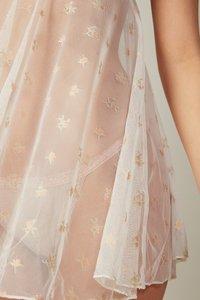 Intimissimi - BABYDOLL  ISN'T SHE LOVELY - Pyjama top - talco/pink salt - 4