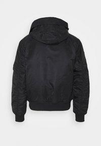 Alpha Industries - HOODED ARCTIC - Winter jacket - black - 2
