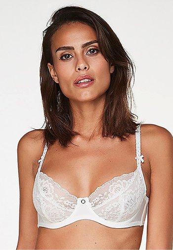 MAYA - Underwired bra - white