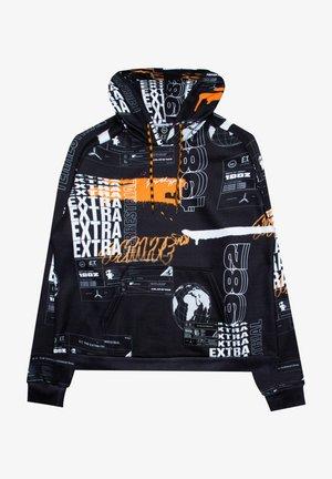 E.T - Mikina - orange/black