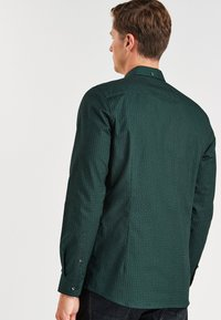 Next - STRETCH OXFORD - Shirt - green - 1