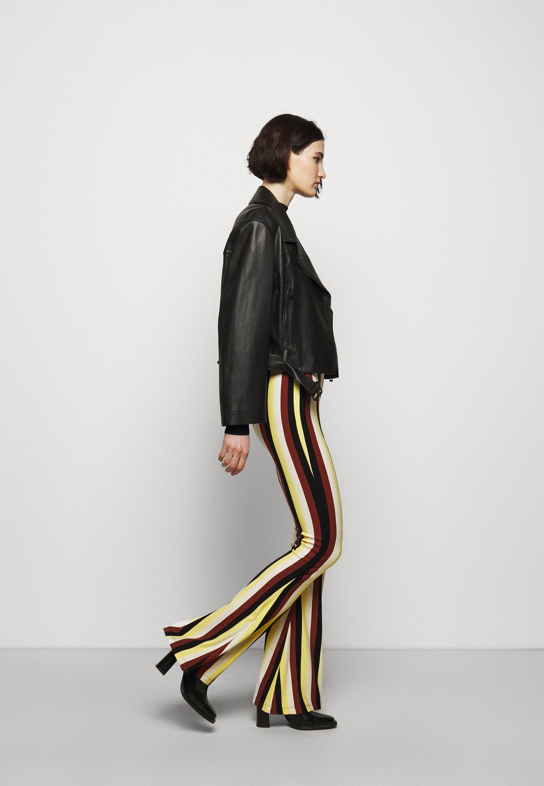 Women BINDI FLARED - Trousers
