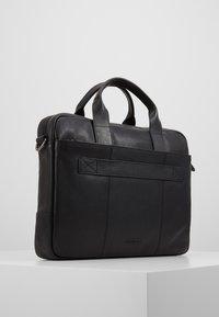 Strellson - HYDE PARK BRIEFBAG - Briefcase - black - 2