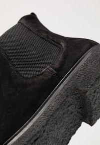 Royal RepubliQ - CAST CHELSEA - Classic ankle boots - black - 5