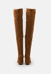 RAID - KOLA - Over-the-knee boots - cognac - 3