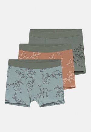 MINI SLOTH 3 PACK - Pants - khaki