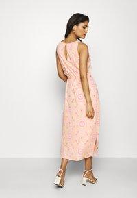 Mos Mosh - MERRIN VISSA DRESS - Maxi dress - pink - 2