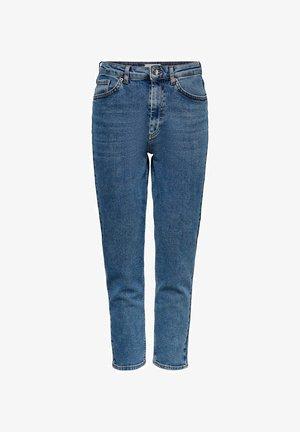 ONLVENEDA LIFE - Slim fit jeans - dark blue denim