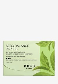 KIKO Milano - SEBO BALANCE PAPERS - Beauty-accessoire - - - 1