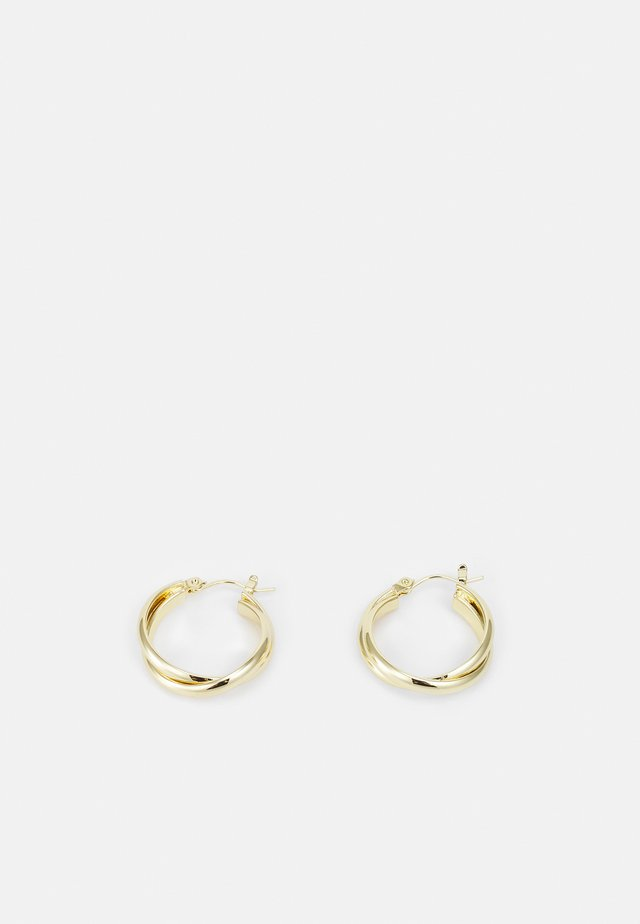 VERA HOOP EARRING - Korvakorut - gold-coloured