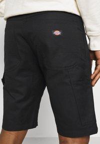 Dickies - FAIRDALE - Shorts - black - 4