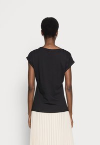 Kaffe - KACRISTY - T-shirt print - black deep - 2