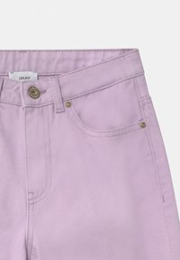 Grunt - WIDE LEG  - Džíny Relaxed Fit - light purple - 2