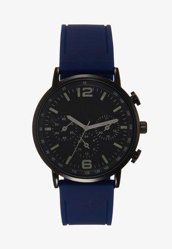 Zegarek - dark blue