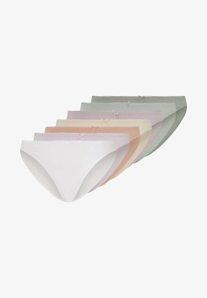 7 PACK - Trusser - white