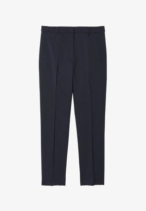 Desi - Trousers - navy