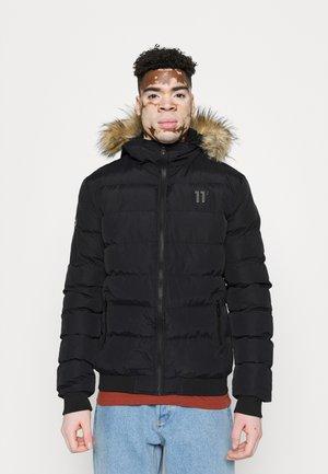 MISSILE HEAVY JACKET - Winter jacket - black