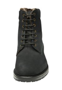SHOEPASSION - NO. 695 - Lace-up ankle boots - anthracite - 5