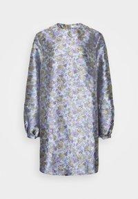 Samsøe Samsøe - ARAM SHORT DRESS - Cocktailklänning - lilac - 0