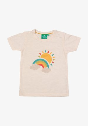 SUN AND THE RAINBOW - Print T-shirt - off-white