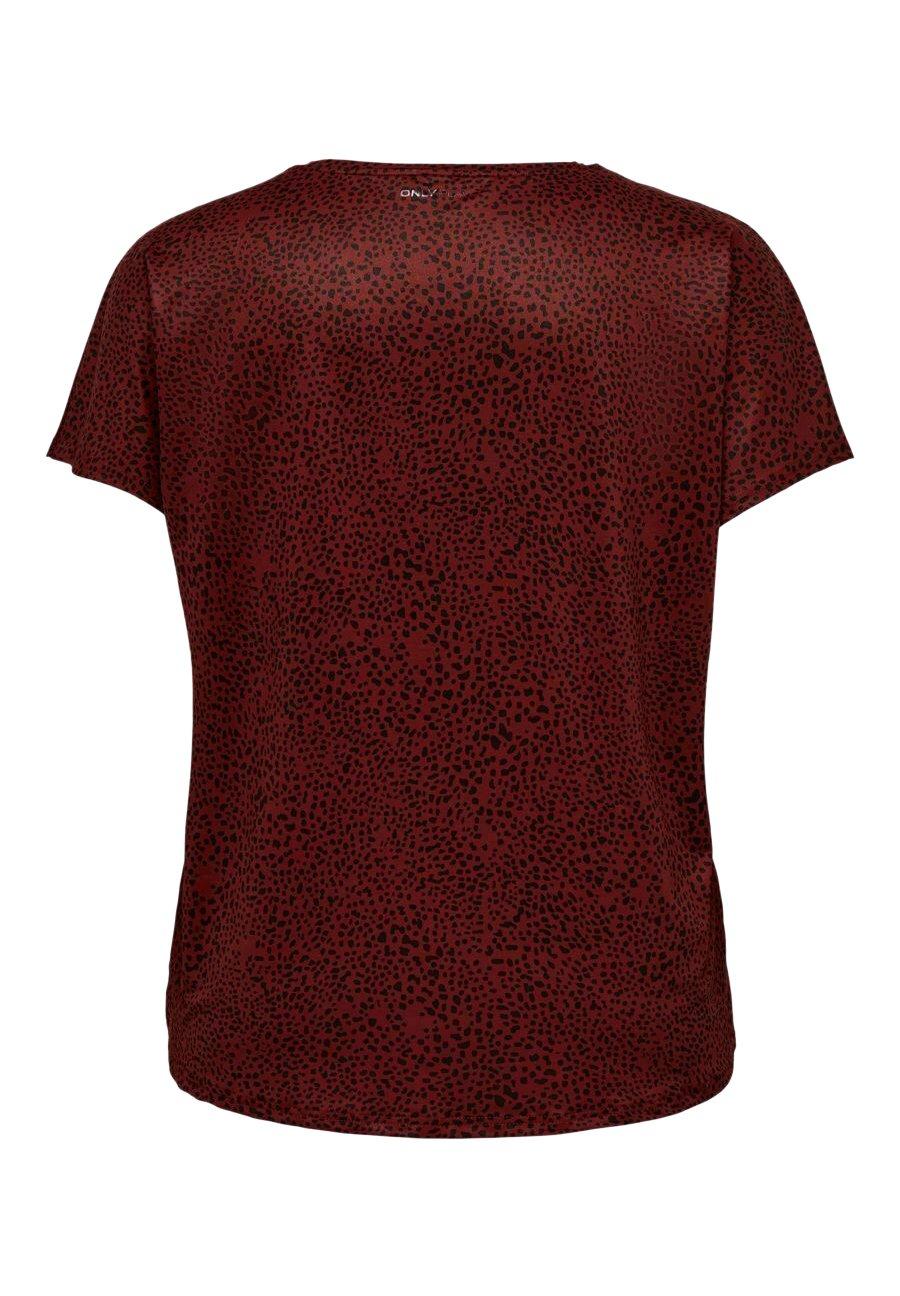 Donna CURVY PRINT - T-shirt con stampa