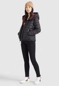 khujo - LOVINA - Winter jacket - schwarz - 1
