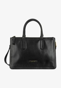 The Bridge - Handbag - nero/oro - 0