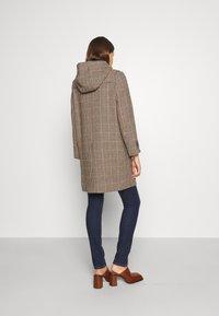 Alexa Chung - BLYTON DUFFLE COAT - Classic coat - brown/camel/rust/navy/green - 2
