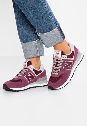 WL574 - Sneakers basse - burgundy