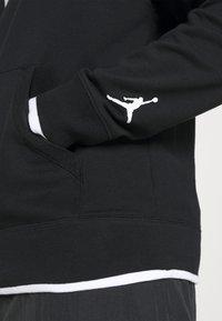 Jordan - Felpa - black/white - 5