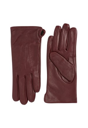 Gloves - red