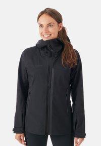 Mammut - Masao  - Soft shell jacket - black - 0