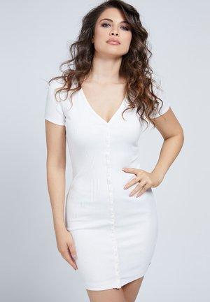 KNÖPFE - Day dress - weiß