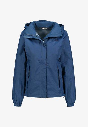 RESOLVE  - Waterproof jacket - blau