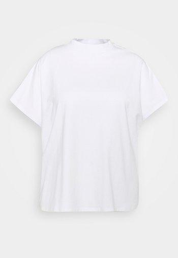NMHAILEY - Camiseta básica - bright white