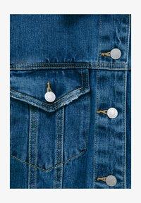 PULL&BEAR - Denim jacket - mottled blue - 12