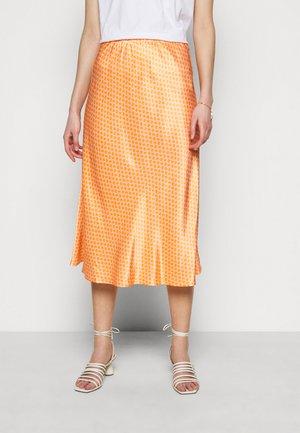 GYRITH - Pencil skirt - peach