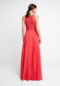 Luxuar Fashion - Gallakjole - coralle - 2