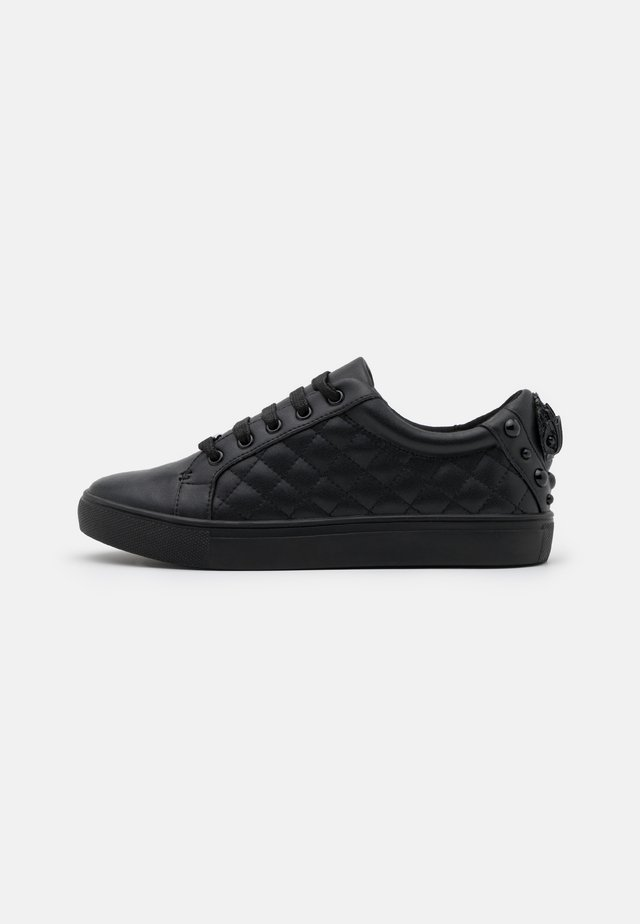 LUDO DRENCH - Sneakersy niskie - black
