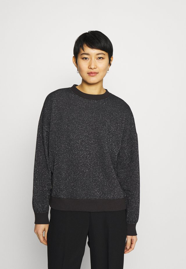 SHINE - Sweatshirt - true black