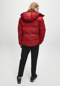 Calvin Klein - CRINKLE  - Winter jacket - racing red - 2
