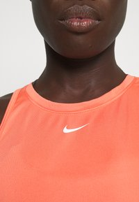 Nike Performance - ONE TANK - Top - magic ember/white - 5