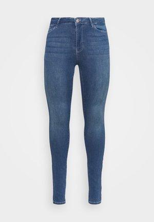 JRFOUR - Slim fit jeans - medium blue denim